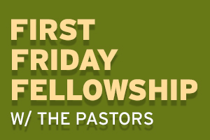 Fellowship with the Pastors Night @ Panera Bread | San Diego | California | United States