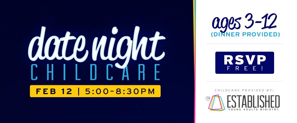 Date Night Childcare | Feb 2016