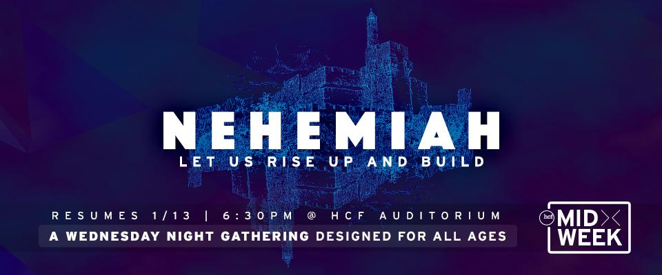Midweek - Nehemiah