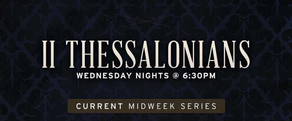 Men's 2 Thessalonians
