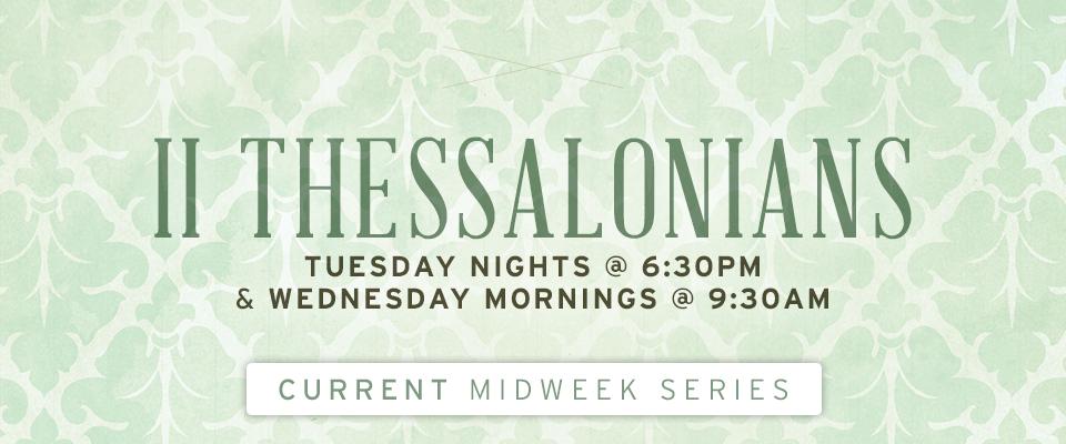Women's 2 Thessalonians