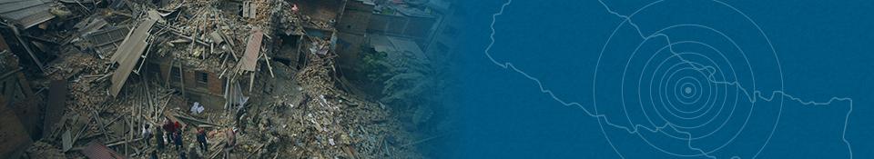 Nepal Relief Header
