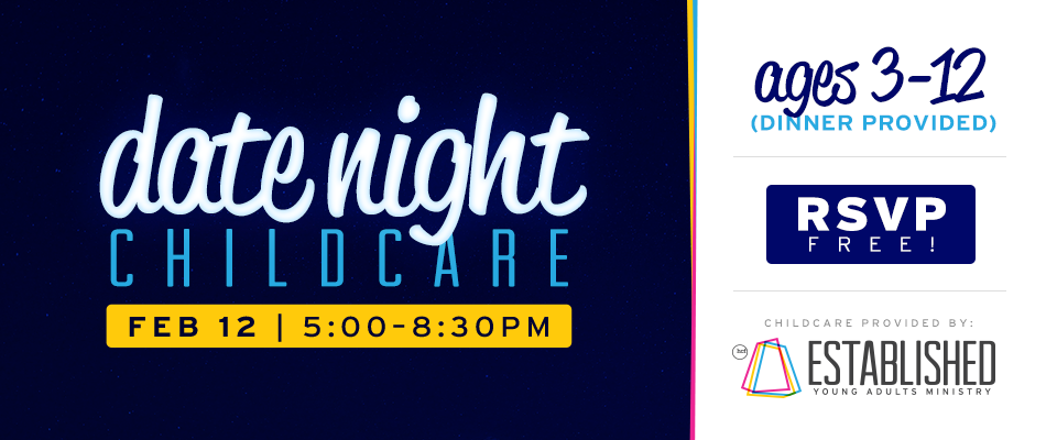 Date Night Childcare | Feb 2016
