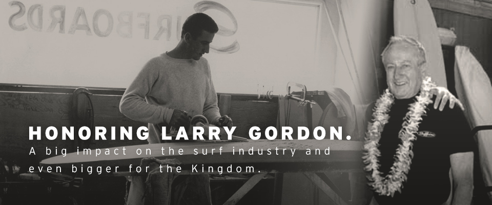 Larry Gordon