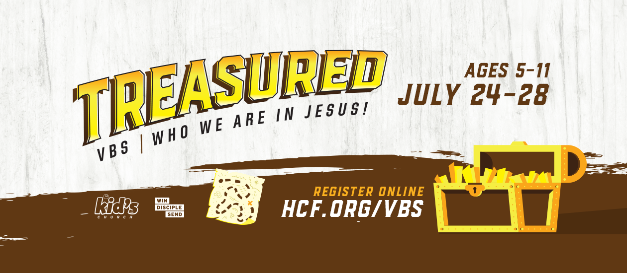 VBS 2017 | Treasured