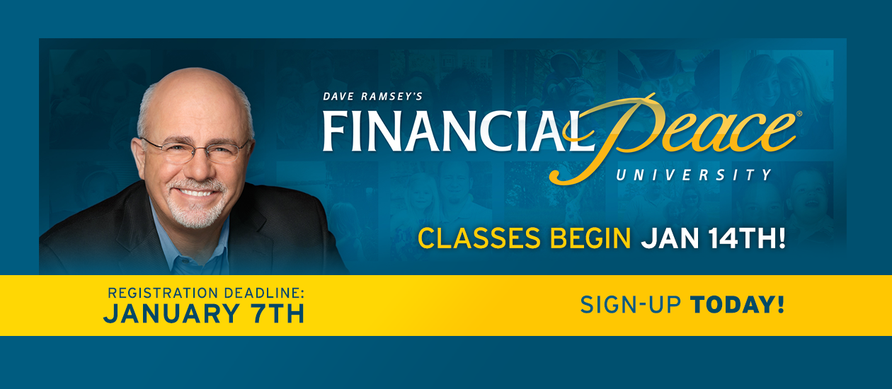 Dave Ramsey | FPU 18