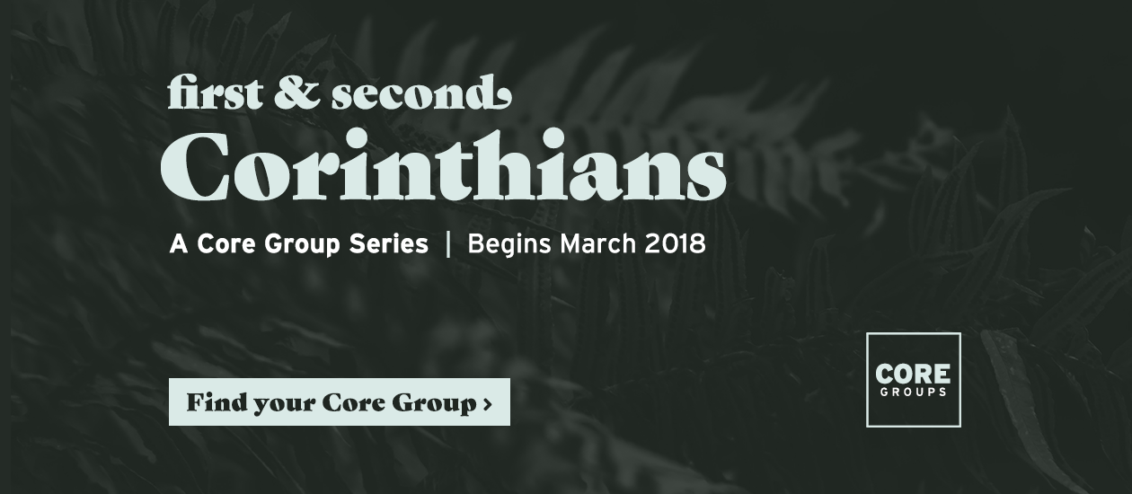 Core Groups | Corinthians