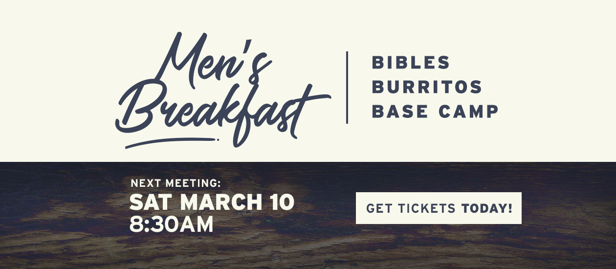 Men's Breakfast | Mar 10