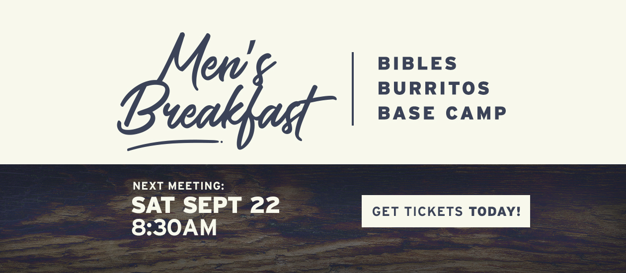 Men's Breakfast | Sept 22