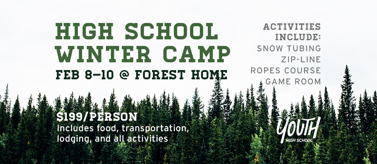 High School Winter Camp 2019