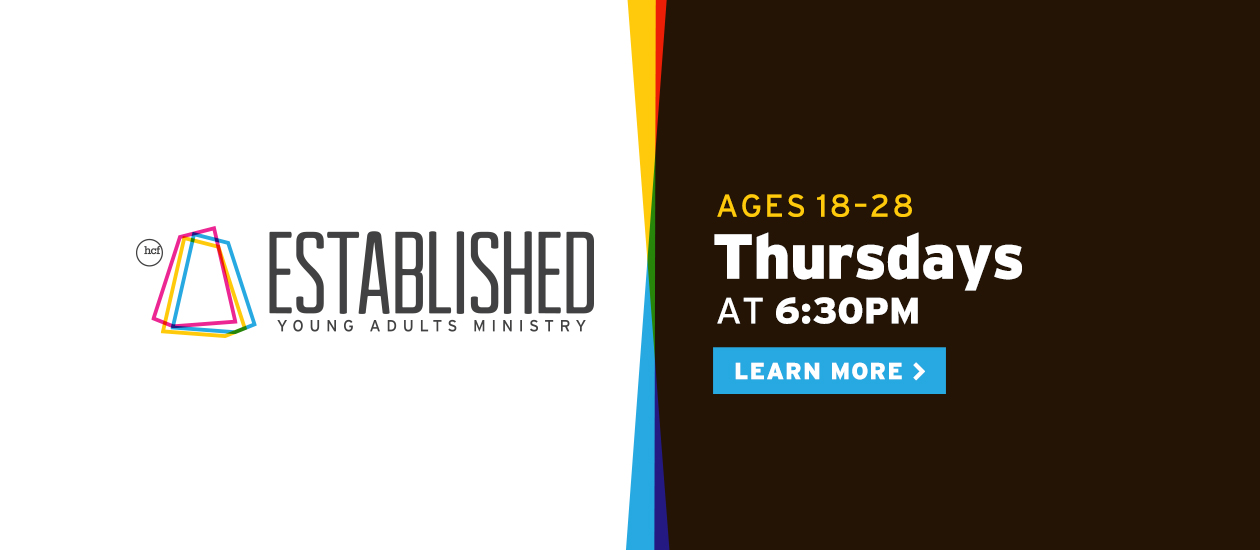 Established Young Adults Ministry