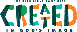 HCF Kids Bible Camp 2019 | Created In God's Image