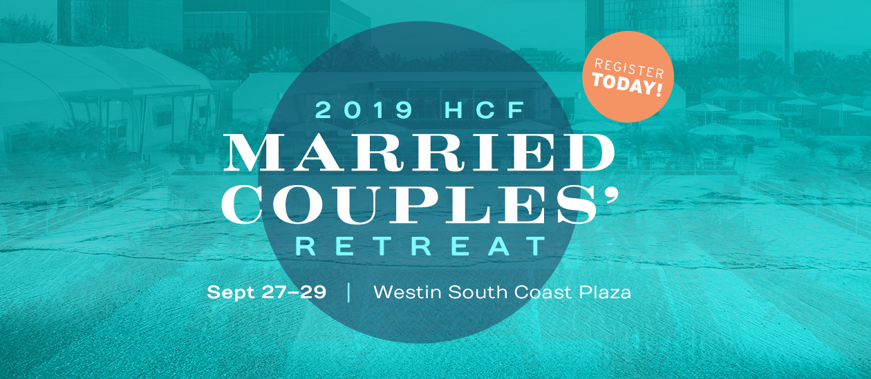 Married Couples Retreat | 2019